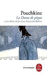 La Dame de pique et autres nouvelles d'Alexandre Pouchkine