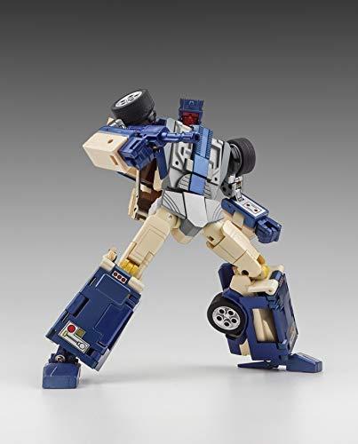 X-transbots MX-XIIIT MX-13T Crackup Action Figure