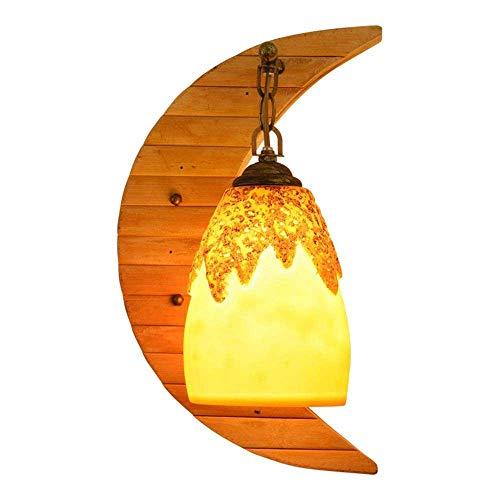 Sencillo pero bonito lámpara de pared Lámpara de pared-Lámpara de pared suspendida de latón Lámpara de pared antigua industrial integrada Pantalla de pantalla empotrada Pantalla de latón Lámpara de pa