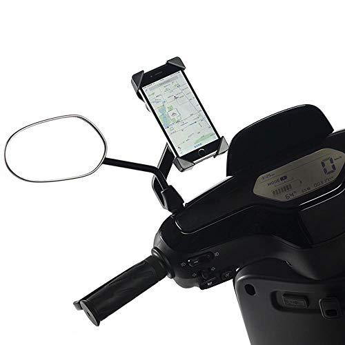 VFUM Auto Telefoonhouder Universele Scooter Telefoonhouder Voor Niu Elektrische Motorfiets Scooter Mobiele Navigatie Houder Stand Voor 3.5-5.5'' Smartphones