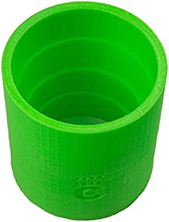 The Corona Red Bull/Skinny Can Car Cup Holder Adapter - Never Spill Again !!!! (Green)