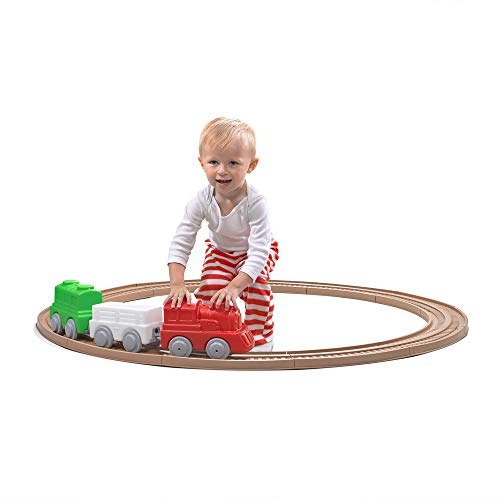 Step2 My First Holiday Train & Track | Kids Holiday Train Set