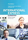 International Express Elementary. Student's Book Pack 3rd Edition (Ed.2019) (International Express Third Edition)