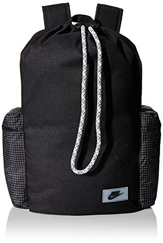 Nike CV1410 Sportswear Heritage Sports backpack unisex-adult black/black/black 1SIZE