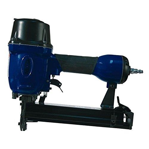 Grapadora neumática MITO MTCF15. Grapa chapa corrugada CF hasta 15mm de largo