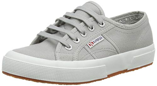 Superga 2750-Cotu Classic Scarpe Low-Top, Unisex-Adulto, Grigio (Grey Sage M38), 49 EU