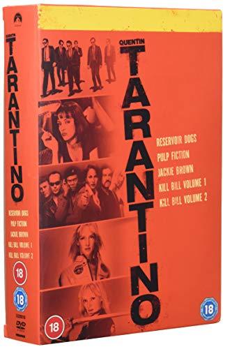 Quentin Tarantino Collection [DVD] [2020]