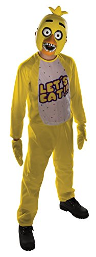 Rubie's Costume Five Nights at Freddy's Tween Chica Costume Set