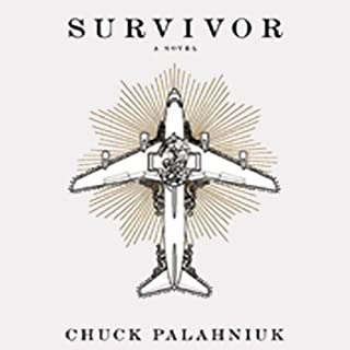 Survivor audiobook cover art