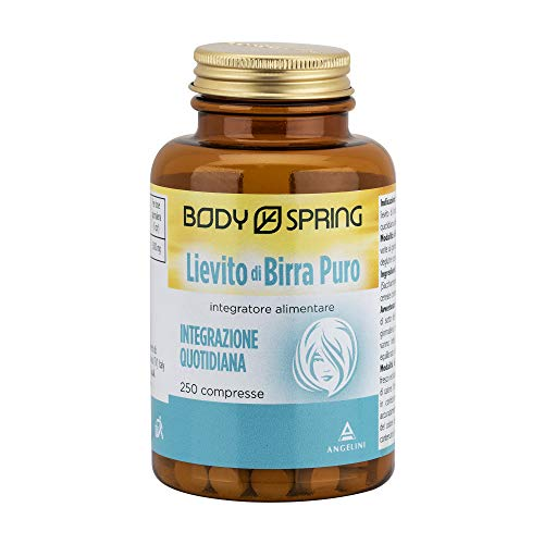 Body Spring Lievito di Birra - 250 compresse