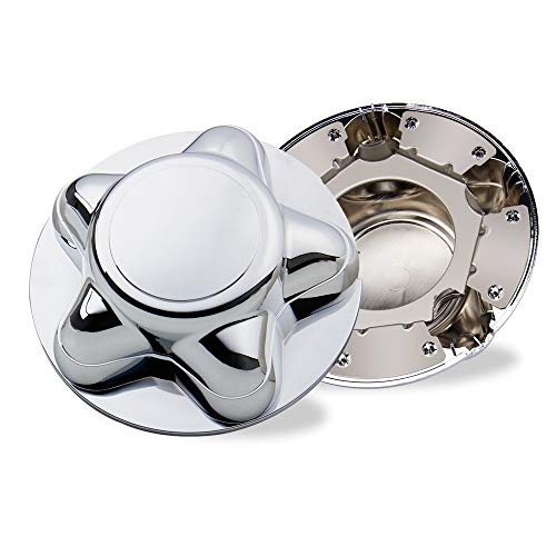 B4B BANG 4 BUCK 2Pcs Center Caps SUV Chrome Hubcaps for Ford 2004 F150 Heritage...