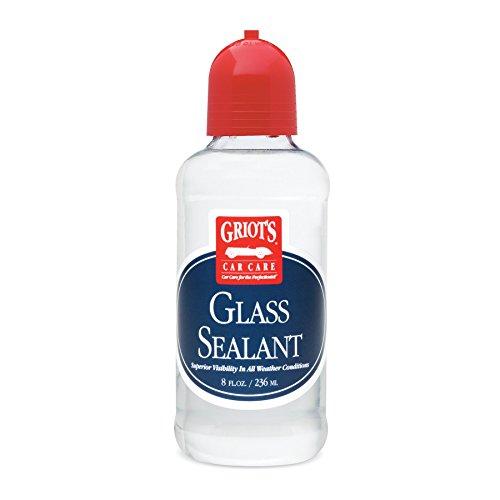 Griot's Garage 11033 Glass Sealant 8oz, 8. Fluid_Ounces