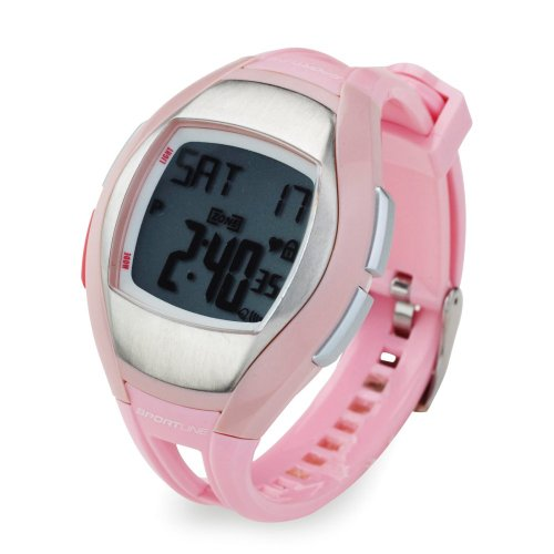 Sportline Womens Solo 925 Heart Rate Watch
