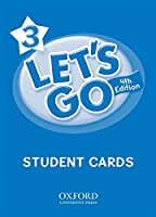 Let's Go 4/E: 3 Student Cards