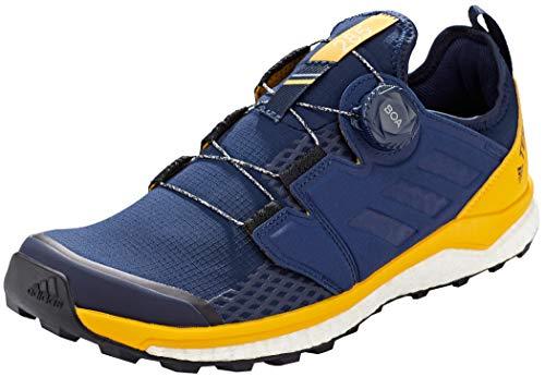 adidas Herren Terrex Agravic Boa Cross-Trainer, Blau (Collegiate Navy/Collegiate Navy/Active Gold Collegiate Navy/Collegiate Navy/Active Gold), 44 EU