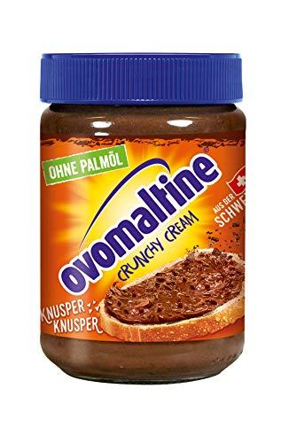 Ovomaltine Crunchy Cream palmölfrei, 1er Pack (1 x 380 g) 4076