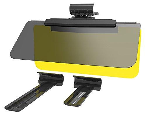 星光産業 車内用品 日よけ EXEA(エクセア) サンバイザー Wサンバイザー EE-65