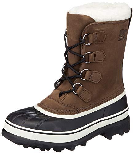 SOREL - Men's Caribou Waterproof Boot for Winter, Bruno, 11.5 M US