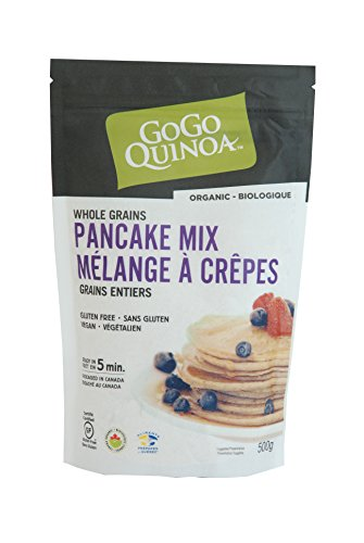 GoGo Quinoa Mixes-3 Grains Pancake Mix