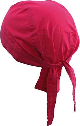 Myrtle Beach Modisches Bandana Kopftuch MB041, Farbe:Pink;Größe:One Size one size,Pink