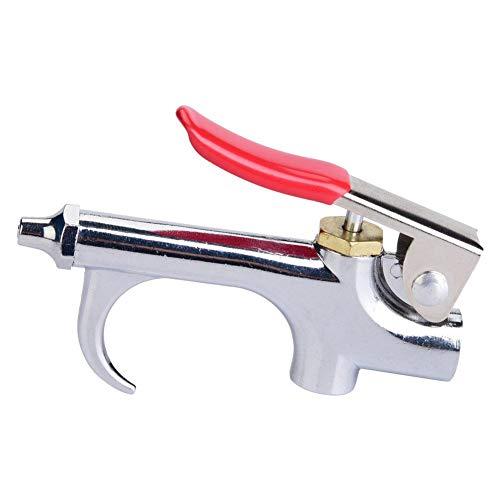 Druckluftpistole Ausblaspistolen, Fydun 12mm Mini Luftblasepistole Pneumatischer Pistolen für 1/4 Zoll NPT Gewinde Kompressor Duster Pneumatische Reinigungswerkzeug