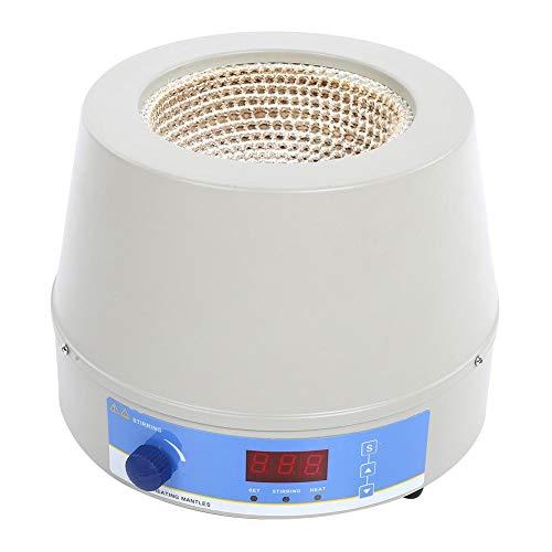 Manto agitador magnético, HMSC1000ml Calentamiento eficiente Calentador eléctrico eléctrico Máquina agitadora Laboratorio...