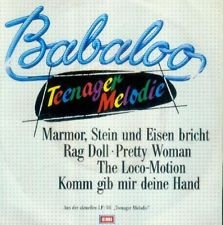 Teenager-Melodie - Marmor Stein und Eisen bricht / 1C 006 20 1314 7