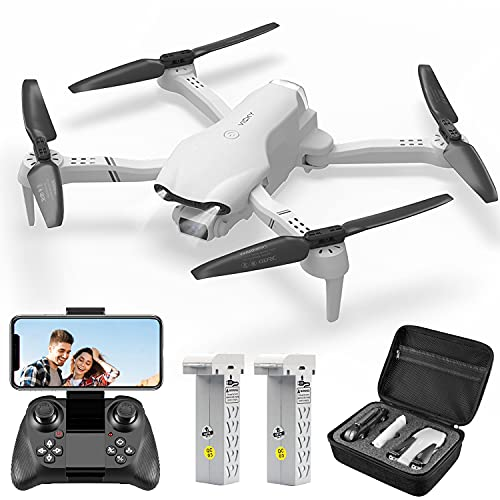 4DRC F10 Foldable Drone with Camera for Adults ,1080P HD FPV Live Video Rc Quadcopter for Beginners...