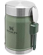 Stanley Klasik Paslanmaz Çelik Yemek Termosu Kaşıklı, 0.40L