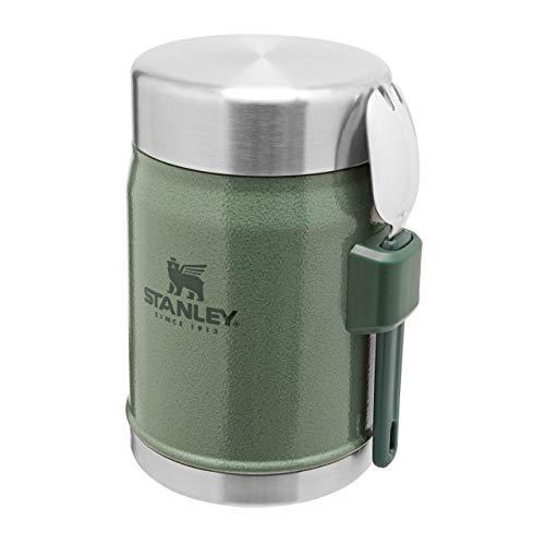 Stanley Lebensmittelbehälter, Hammerschlaggrün, 0.4L