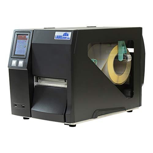 Labelident Etikettendrucker BP1300i, 300 dpi, Basisgerät mit Abreißkante, Thermodirekt & Thermotransfer, LAN, seriell, USB, USB-Host