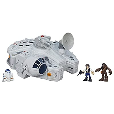 Playskool Heroes Star Wars Galactic Heroes Millennium Falcon