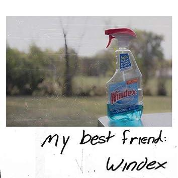 My Best Friend: Windex