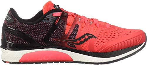 Saucony Women's Liberty ISO Running Shoe 7.5 Red