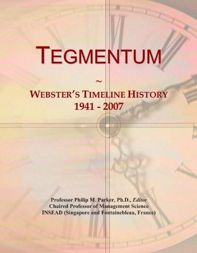 Tegmentum: Webster's Timeline History, 1941 - 2007