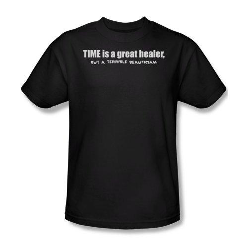 Grand Guérisseur - T-shirt Men In Black, Medium, Black