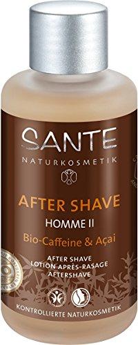 3. SANTE Naturkosmetik Homme II After Shave