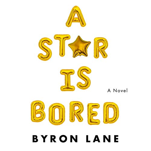 A Star Is Bored audiobook cover art