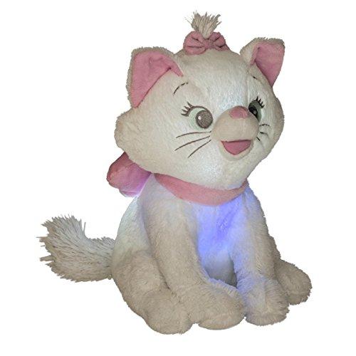 Disney Marie Les Aristochats peluche Lumineuse/Musicale