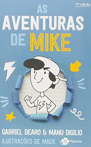 Kit Aventuras De Mike - Vol 1 E 2