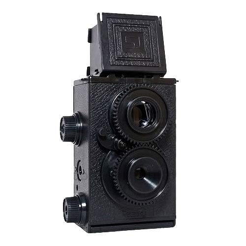 FidgetGear Recesky 35 mm Doble Lente Reflex TLR Holga Lomo cámara DIY Kit Fotografía Foto