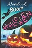 Halloween Notebook for kids: A Gothic style journal for doodling, writing, and note taking for Childs / BONUS 10 coloring pages / 6x9in - 120 pages / happy halloween with this funny gift /