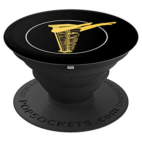 Funny Dabbing Glockenspiel Music Lovers PopSockets Grip and Stand for Phones and Tablets