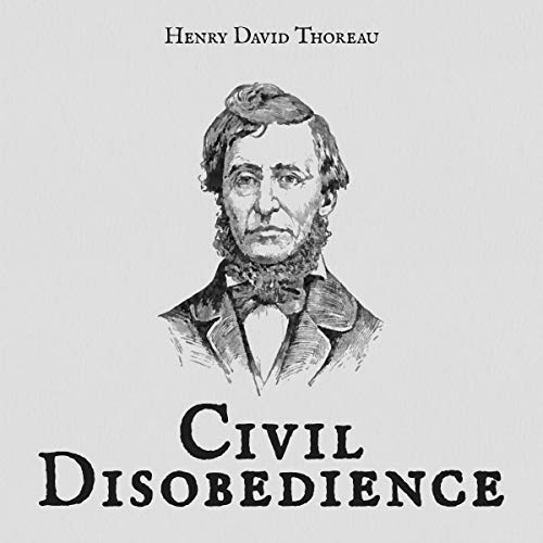 『Civil Disobedience』のカバーアート