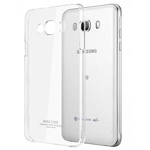 HQ-CLOUD - Coque Gel En Silicone Transparent pour Samsung Galaxy J5 ( version 2016 ) J510FN / J510F