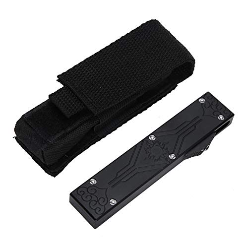 Knife Comb Foldable Comb Anself Foldable Comb Convenient for Daily Use for Home Use