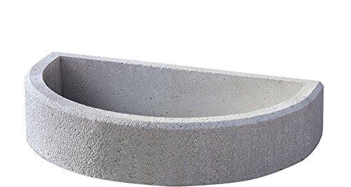 Buschbeck Grill Zubehör, Sockelerhöhung für Grillkamin, weiß, 65 x 104 x 20 cm, 90081.000