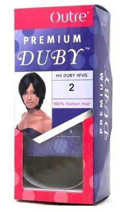 OUTRE PREMIUM DUBY 100% HUMAN HAIR WVG, #2