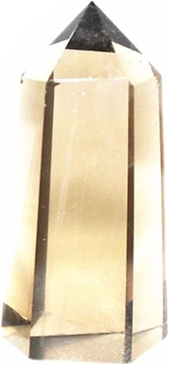 Natural Quartz Crystal Rare Stone High material Reiki Fluorite Wand