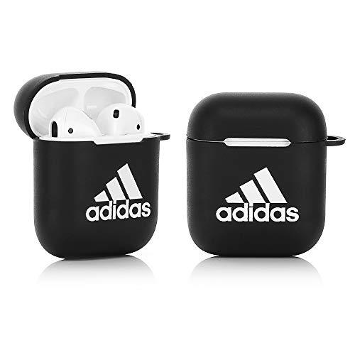 Lewote Airpods Silikon-Schutzhülle für Apple Airpods 1 und 2, tolles Geschenk für Mädchen oder Jungen, sanftes TPU